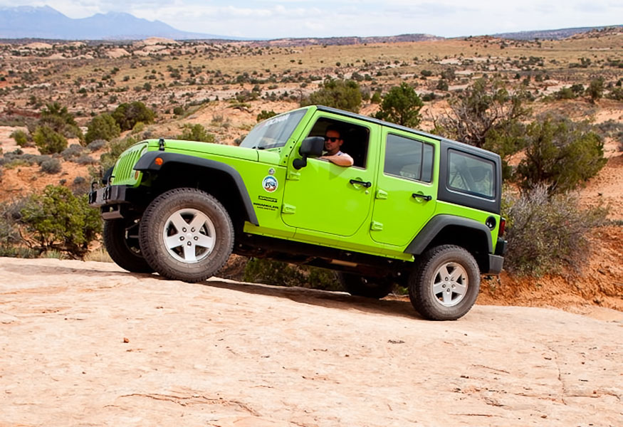 jeep rentals in moab off road rentals moab ut. Black Bedroom Furniture Sets. Home Design Ideas