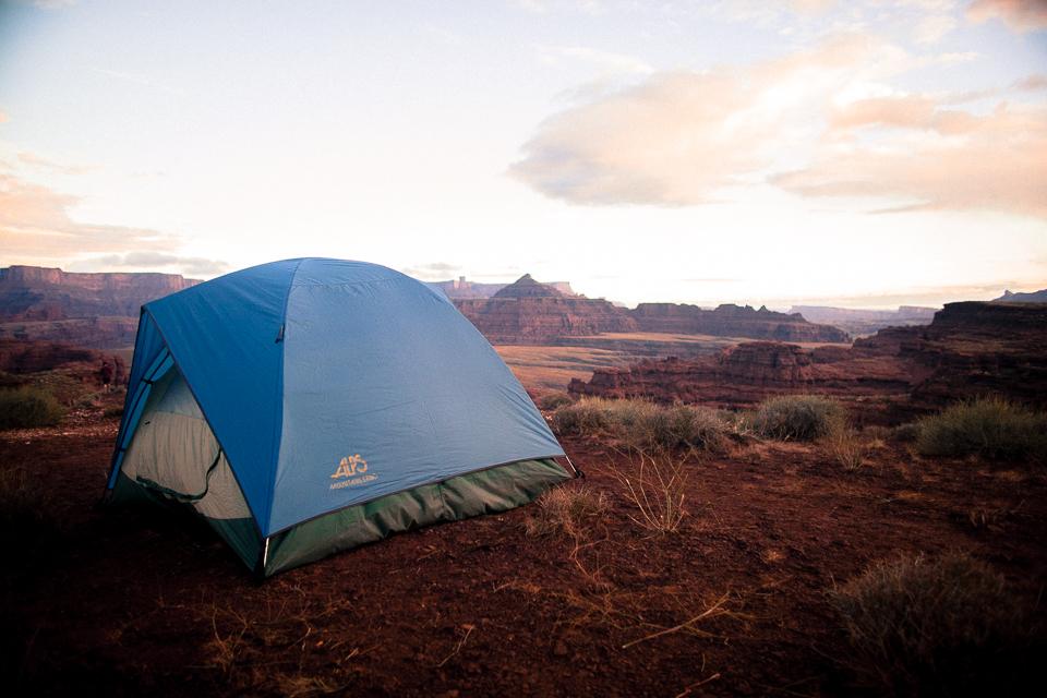 Camping Gear rental