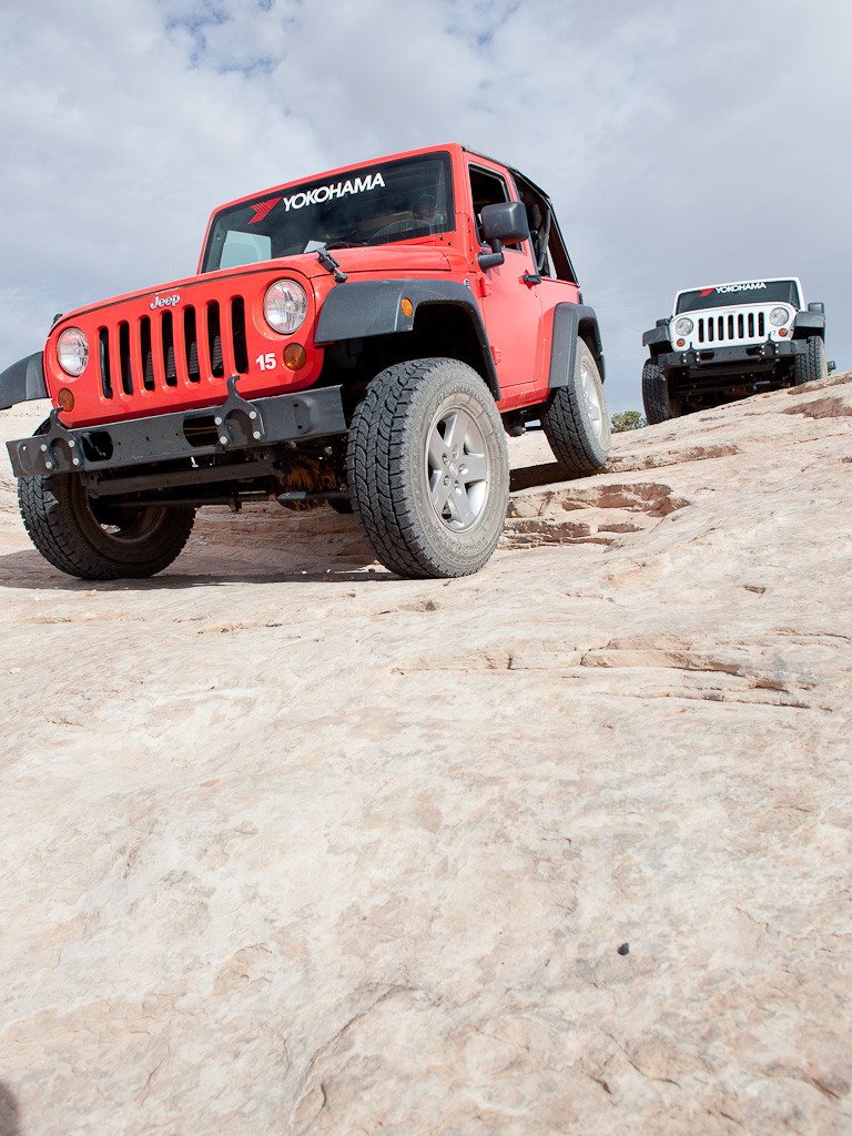 canyonlands jeep rental